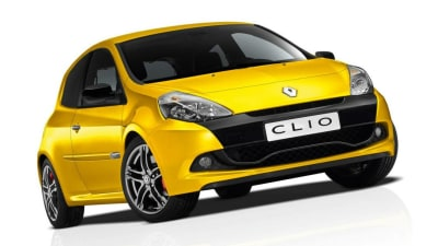 Renault Clio RS Gets Its Leather On