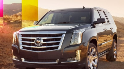 2014 Cadillac Escalade Revealed: More Power, New Interior For Luxury SUV