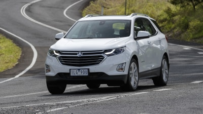 Holden adds diesel power to Equinox range