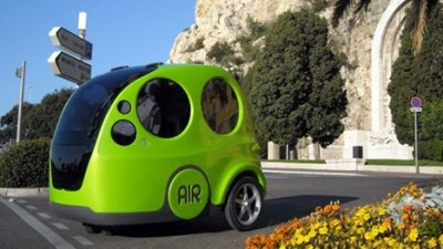 Air-Powered Cars On US Roads By 2011?