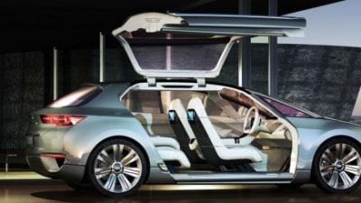 Subaru Hybrid Tourer Concept May Become Next-Gen SVX: Report