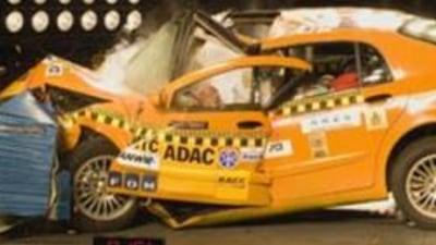 Brilliance achieves 3 star Euro NCAP no BS