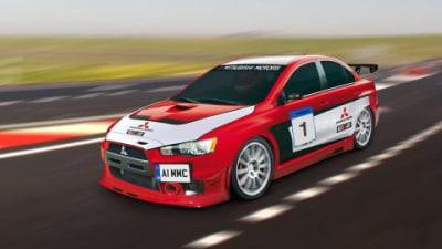 Mitsubishi's Evo X Goes Racing; One-Make Series In The Wings