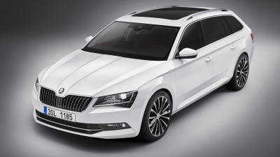 Skoda Superb Wagon Recalled For Sunroof Safety - Joins Volkswagen Passat Wagon