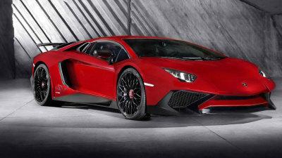 Lamborghini Aventador LP750-4 SuperVeloce: Yours For $882,650