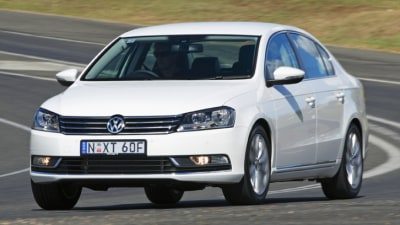 2011 Volkswagen Passat 118TSI Sedan Review