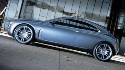 Jaguar Considering Five-Door Coupe: Report
