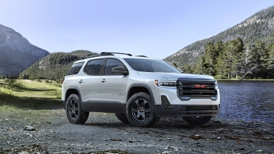 Facelifted Holden Acadia on the way