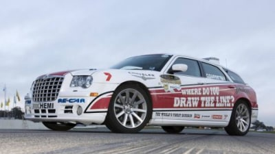 Chrysler Announces Retirement Of 300C From Safety Car Duties