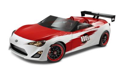Toyota 86 Convertible Rumours Heat Up