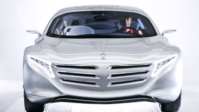 Mercedes-Benz F-125 Concept Previews The Merc Of The Future