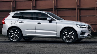 Volvo XC60 Polestar - Performance Pack For New XC60 Hybrid
