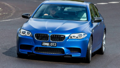 BMW M5 Has AWD In Its Future, But No Hybrid