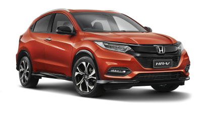Honda adds AEB to HR-V range