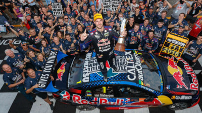 Van Gisbergen And Triple Eight Claim 2016 Supercars Australia Crown