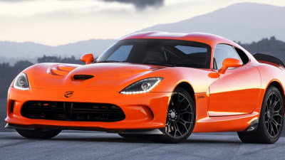 SRT Viper TA Track Special Revealed Ahead Of New York