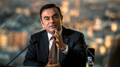 Carlos Ghosn Steps-Down As Nissan CEO To Focus On Renault And Mitsubishi