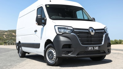2020 Renault Master pricing and specs
