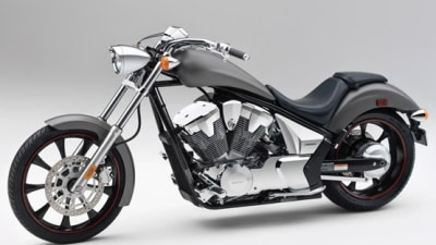 2010 Honda VT1300CX Launched In Australia, Available From December
