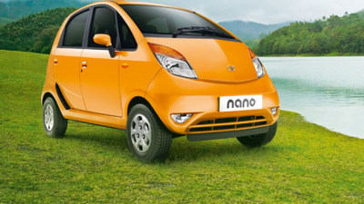 Tata Nano Updated For 2012 As Sales Slow To A Crawl