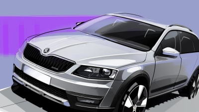 Large Skoda SUV To Spawn Coupe Variant