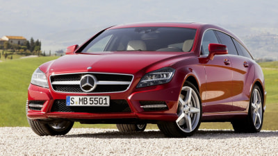 Mercedes-Benz CLS Shooting Brake On Sale In Australia From Late 2012