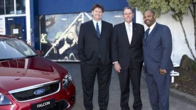 2008 Ford FG Falcon Scores Australian-first 5-Star ANCAP rating