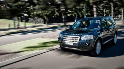 2010 Land Rover Freelander 2 TD4_e Start/Stop Now Available In Australia