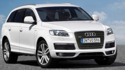 Audi Q7 Hybrid to be on sale before end of 2008