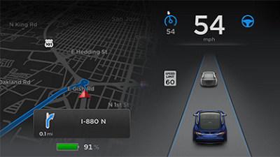 More Radars And Triple Cameras For Tesla's Autopilot 2.0