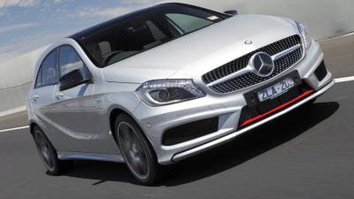2013 Mercedes-Benz A-Class Sales Surpass Expectations, Supply Short