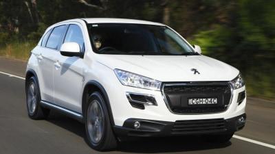 Peugeot 4008 On Sale In Australia