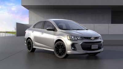 2017 Chevrolet Sonic Points To Updated Holden Barina