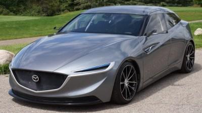 Mazda Deep Orange Concept Revealed