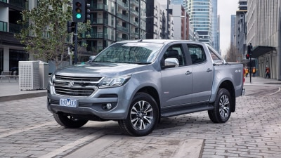 2017 Holden Colorado - Price And Features For Australia