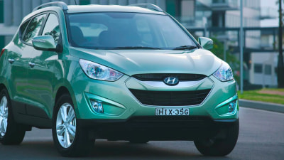 2010-13 Hyundai iX35 recalled