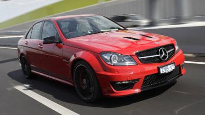 2013 Mercedes-Benz C 63 AMG Edition 507 Now In Australia