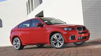 2010 BMW X6 M Revealed In Leaked Photos