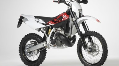 2009 Husqvarna WR 250 Enduro Arrives