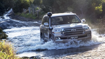 Toyota LandCruiser, Nissan Patrol, Ram 1500, Silverado 1500 in demand as buyers holiday at home