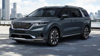 2021 Kia new cars