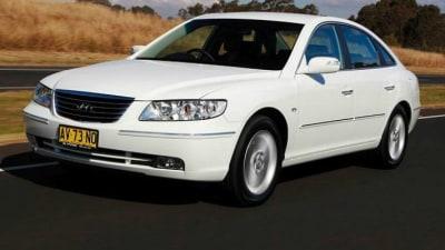 Hyundai Grandeur And Nissan Pathfinder Recalled