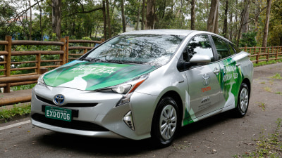 Toyota reveals new alternative fuel hybrid