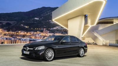 2018 Mercedes-AMG C43 revealed