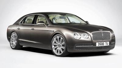 2014 Bentley Flying Spur Revealed