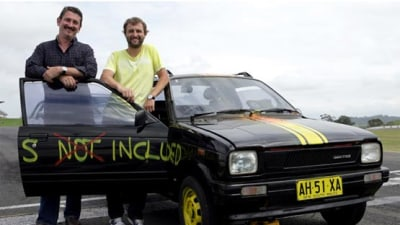 Top Gear Australia Season Two, Episode Five: Viewership Nosedives