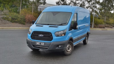 Ford Transit 350L 2018 new car review