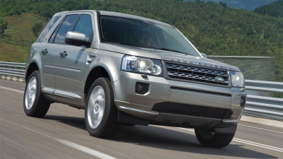 2011 Land Rover Freelander 2 Unveiled, Australian Sales Beginning In December