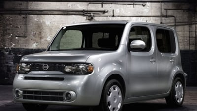 2009 Nissan Cube Launches At LA Auto Show, No Longer A JDM-Only Oddity