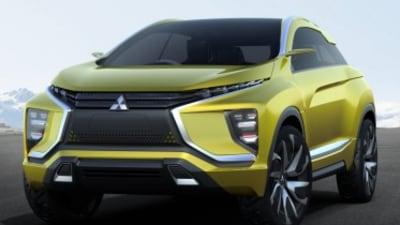Mitsubishi EX Concept previews next ASX